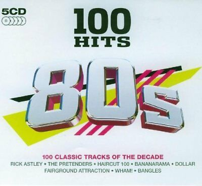 100 Hits: 80s - Various Artists CD