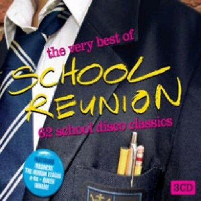 The Very Best Of School Reunion - Various Artists CD