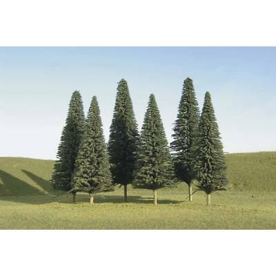 NEW Bachmann SceneScapes Pine Trees 5-6  (6) 32001
