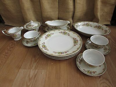 14 pc. Vintage Esco China Made in Japan #2702
