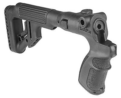 UAS-500-S FAB MOSSBERG 500 PISTOL GRIP AND UAS FOLDING BUTTSTOCK WITH KNUCKLE
