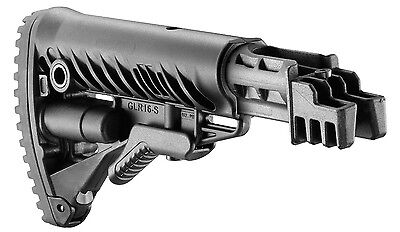 RBT-K47 FK-S by FAB Defense REINFORCED POLYMER BUTTSTOCK SYSTEM