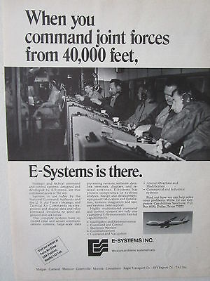 4/1973 Pub E-Systems Usaf Strategic Tactical Air Command Communications Ad