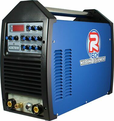 TIG Welder 160AMP AC/DC 240V. Free foot pedal worth £178. 0% Finance Available