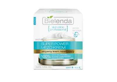 BIELENDA skin clinic professional SUPER POWER MEZO CREAM active moisturizing