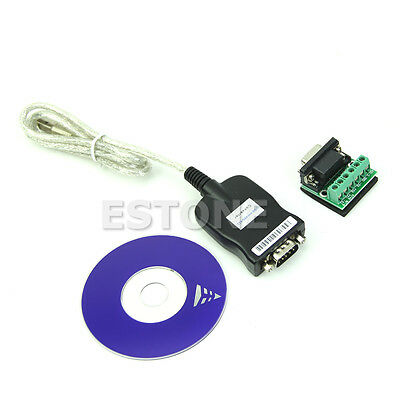 1PC High Quality to USB 2.0 RS422 RS-422 RS485 Converter Adapter Serial