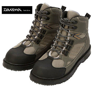 Daiwa Versa Grip Wading Boot / Shoe Size 9-12 Available Dvgws