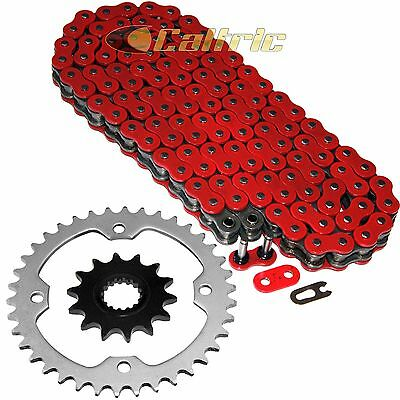 Red O-Ring Drive Chain & Sprockets Kit Fits YAMAHA YFZ450R 2009-2014