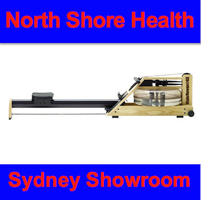 WATER ROWER GX A1 Rowing Machine. Visit our SYDNEY DISPLAY SHOWROOM !!