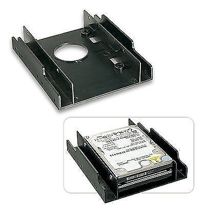 Supporto Frame Adattatore Per Hard Disk Ssd 2,5 Lc Power In Parallelo