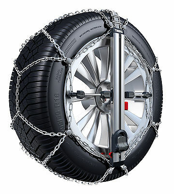 Thule Easy-Fit CU-9 097 Snow Chains (1 Pair)