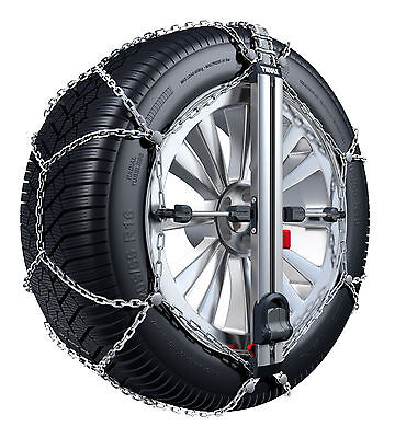 Thule Easy-Fit CU-9 100 Snow Chains (1 Pair)