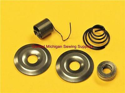 Singer Sewing Machine Model 66 & 99 Thread Tension Rebuild Kit Check Spring
