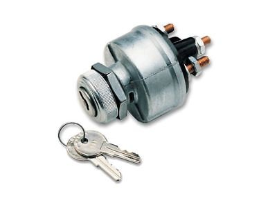 Ignition Switch a Heavy Duty 3 Position Keyed Die Cast Bezel Hot Rod rat 609