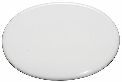 Ceramic OVAL 6 X 4 Dye SUBLIMATION BLANK WHITE TILE HEAT PRESS PRINTING - art