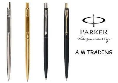 Parker Classic Gold, Matte Black Chrome Tone & Matte Gold Tone Ball Pen