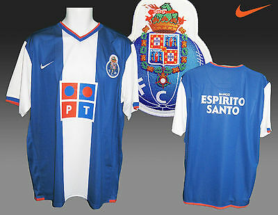 NIKE PORTO Football Shirt Espirito Santo Home