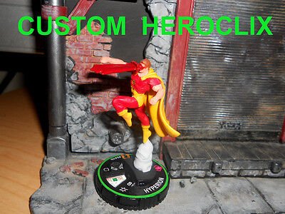 CUSTOM Heroclix HYPERION #041b (PRIME) Figure dial/card Invincible Iron man Set