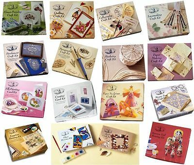 House of Crafts Boxed Crafting Kits