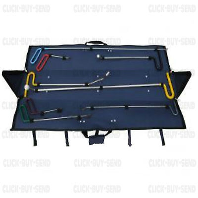 Pro 8 Piece Paintless Dent Repair Kit Car Body Panel Dent Removal Tool Tools New