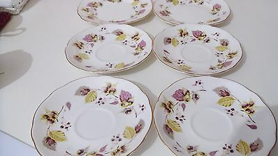 JOBLOT  VINTAGE BONE CHINA PLATES
