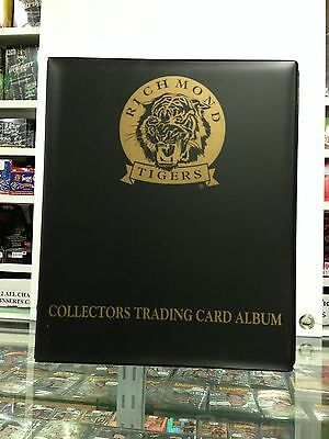 Old Version (2004) AFL Clubs Trading Card Album ( No Zip)--Richmond