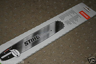 Stihl 36 inch chainsaw bar for MS261 - MS660 3/8 Pitch .063 Gauge Yellow Label
