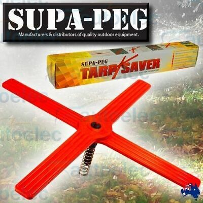 Supapeg Anti Sagging Tarp Support Tent Camping Annexe Saver New Foldaway