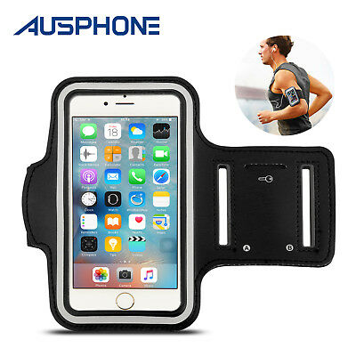 Sports Jogging Gym Running Armband Pouch Case Cover for Apple iPhone 6s 6