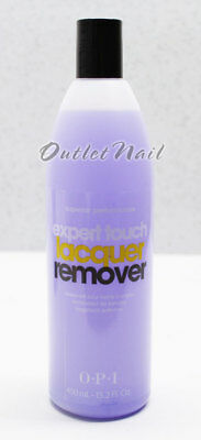16 oz OPI GelColor Expert Touch Axxium Soak-Off Gel Lacquer Remover 480ml