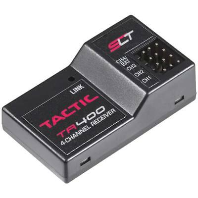 NEW Tactic TR400 4-Channel SLT Surface Receiver TACL0400