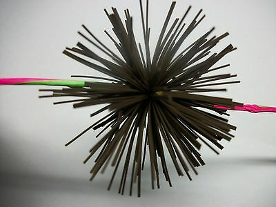 Archery Bow String Cat Whiskers Silencer Brown