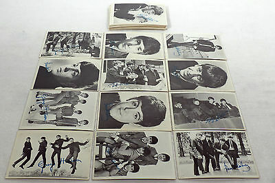Beatle Cards Pick One Card Or Multiple Cards (No Limit) Ser # 1 & 2  B & W