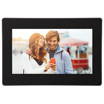 """Digital Picture Frame with Remote 10"""" Picture"""