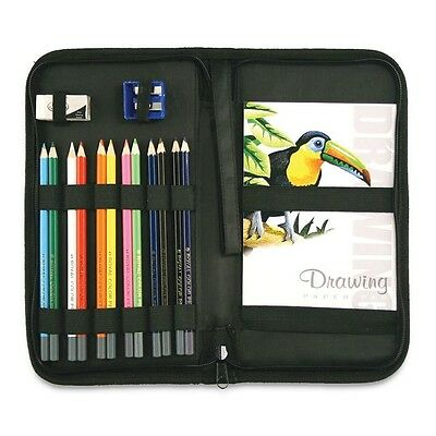 Artists Drawing Keep N' Carry Art Set By Royal and Langnickel