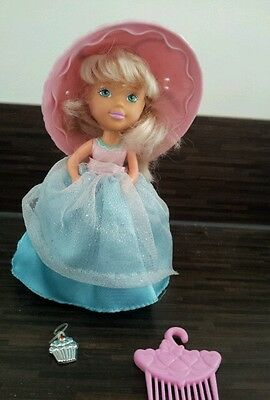 Radica Cupcake doll - Minty Mindy complete/ Cup cakes