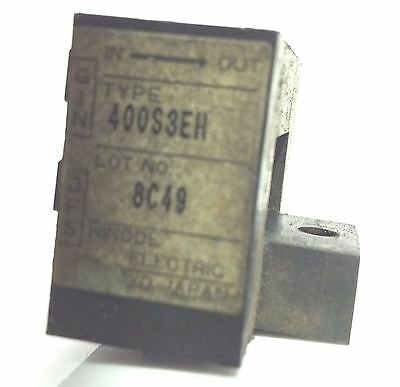 Hinode Electric Motoman Supply Current Detector 400S3Eh