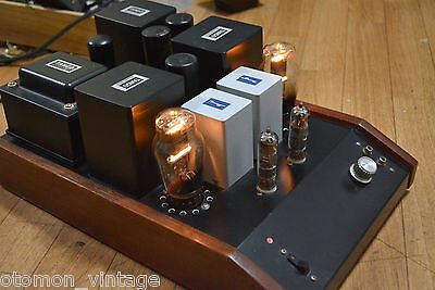 RCA VT-62 tube SE stereo tube amplifier *ALL Hirata TANGO, interstage tran NC-14