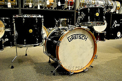 Gretsch Broadkaster Drum Set 18/12/14 Anniversary Sparkle w/ Vintage HW - VIDEO