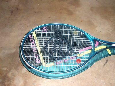 Dunlop Power Shaft Oversized Tennis Racquet (s2)
