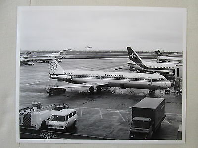 Photo Presse Rombac One-Eleven 560 Tarom Romanian Air Transport Airline