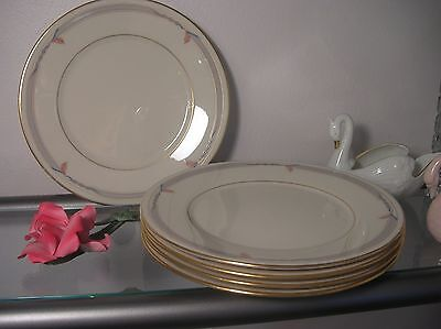 Lenox Gramercy Salad Plate {1} Never used (In~China Cabinet for 35yrs} RETIRED