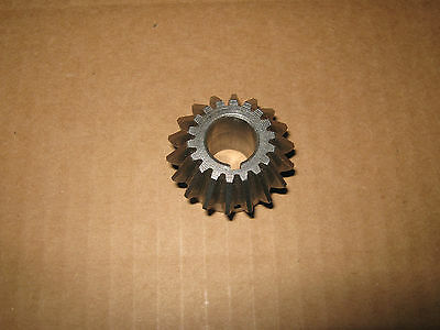 Bevel Pinion Knee Elevating Gear for Bridgeport Mill