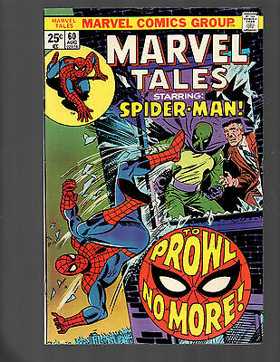 Marvel Tales # 60 (story from Amazing Spider-Man 79) FN/VF
