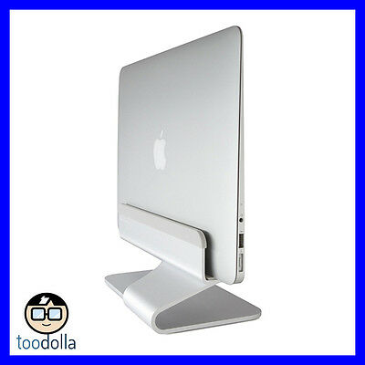 RAIN DESIGN mTower - aluminium vertical desktop stand for MacBook Pro and Air