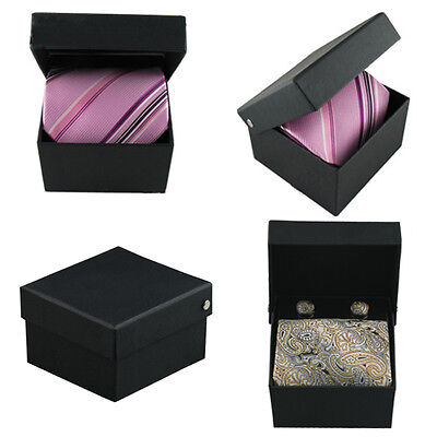 Mens Ties Necktie Sets Gift Boxes For Men No Tie Included! BOX ONLY!! G-02