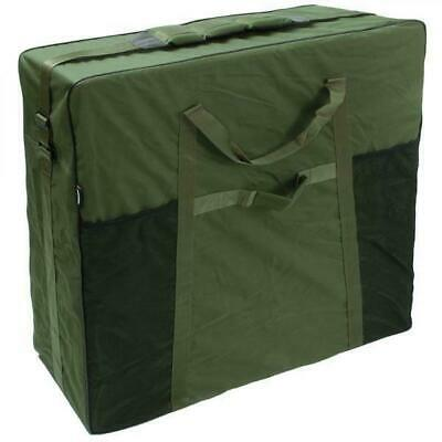 Bedchair Deluxe Padded Carry Bag Holdall Carp Fishing Beds Chair NGT