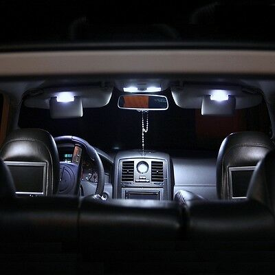 Ford Mondeo MK 3 B5Y - 12 LED SMD - Innenraumbeleuchtung Set - weiß - Check