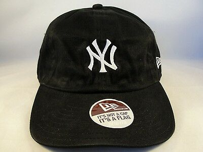 7488ef667973df MLB NEW YORK Yankees New Era Low Profile Fitted Hat Cap Size 7 1/2 ...