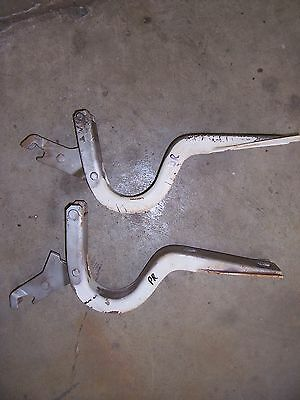 1960 Buick Lesabre Invicta rear trunk hinge set pair hot rod rat rod parts